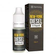 Harmony E-Liquid New-York Diesel 0mg CBD (10ml)