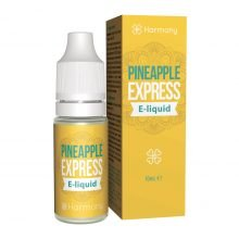 Harmony E-Liquid Pineapple Express 600mg CBD (10ml)