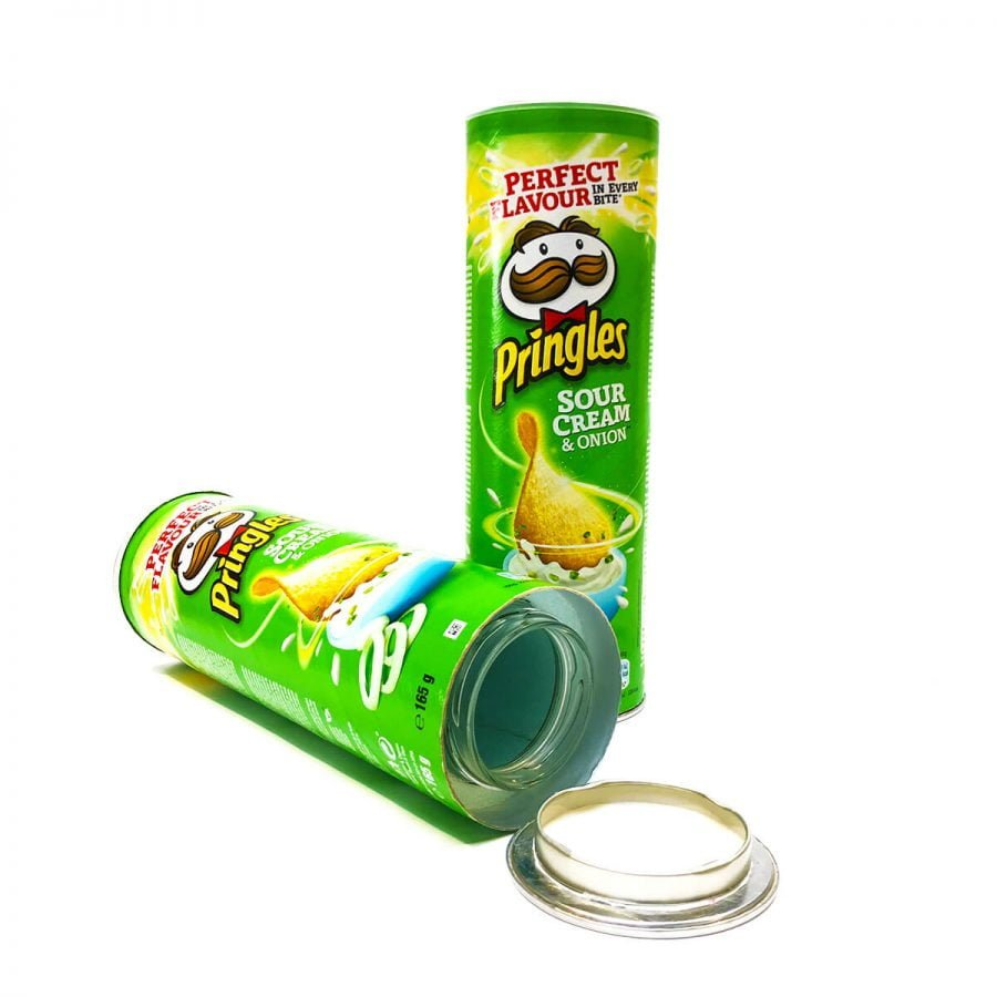 Green chips original smart stash can