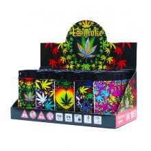 Lighters Weed Mix Designs (25pcs/display)