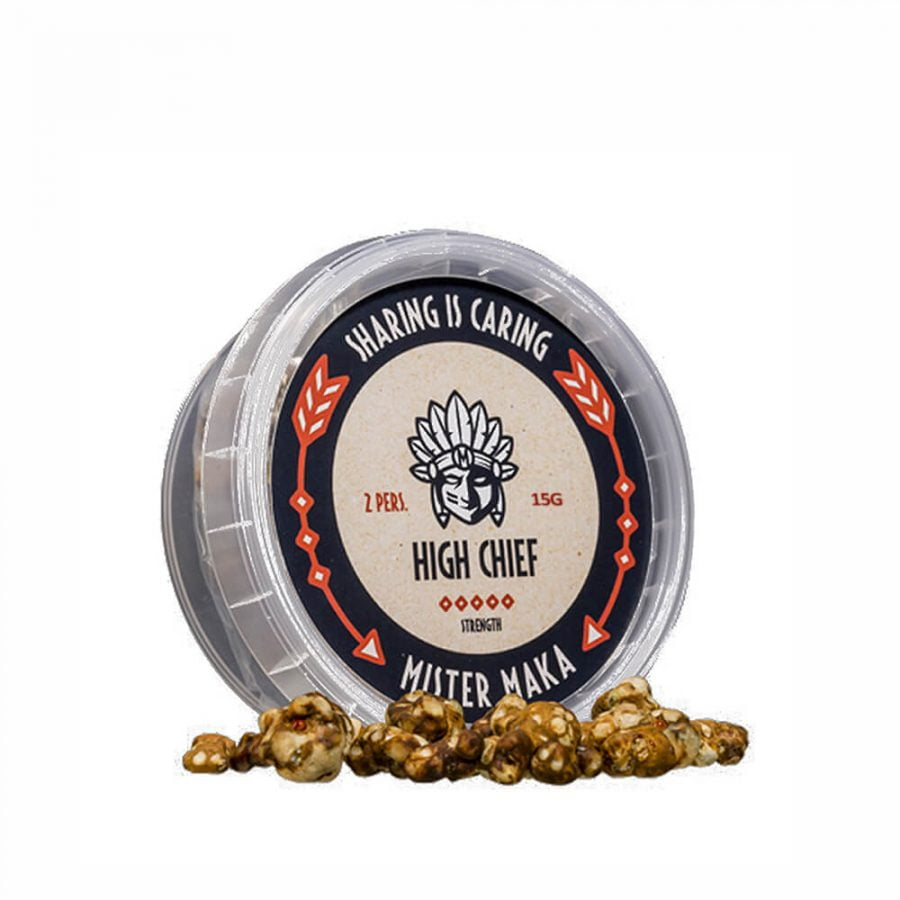 Mister Maka High Chief Magic Truffles 15g