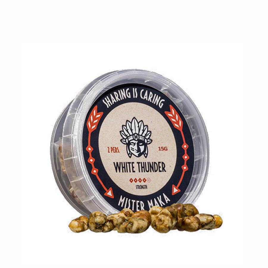 Mister Maka White Thunder Magic Truffles 15g