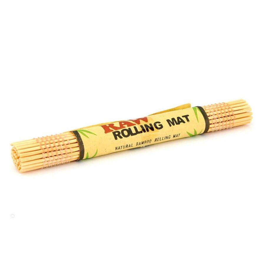 RAW Bamboo Rolling Mat (24pcs/display)