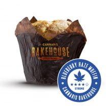 Blueberry Kush cannabis muffins THC free (18pcs/box)