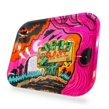 RAW Zombie Large Metal Rolling Tray