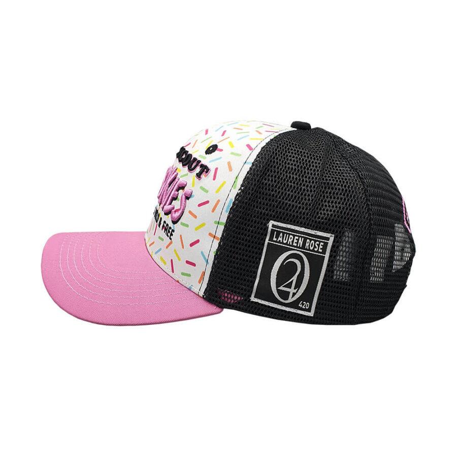 Lauren Rose - Girl Scout Cookies + built-in stash 420 Hat