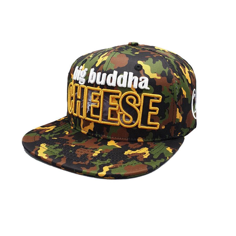 Lauren Rose - Big Buddha Cheese + built-in stash 420 Hat