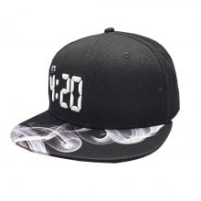Lauren Rose - Alarm 420 + built-in stash 420 Hat