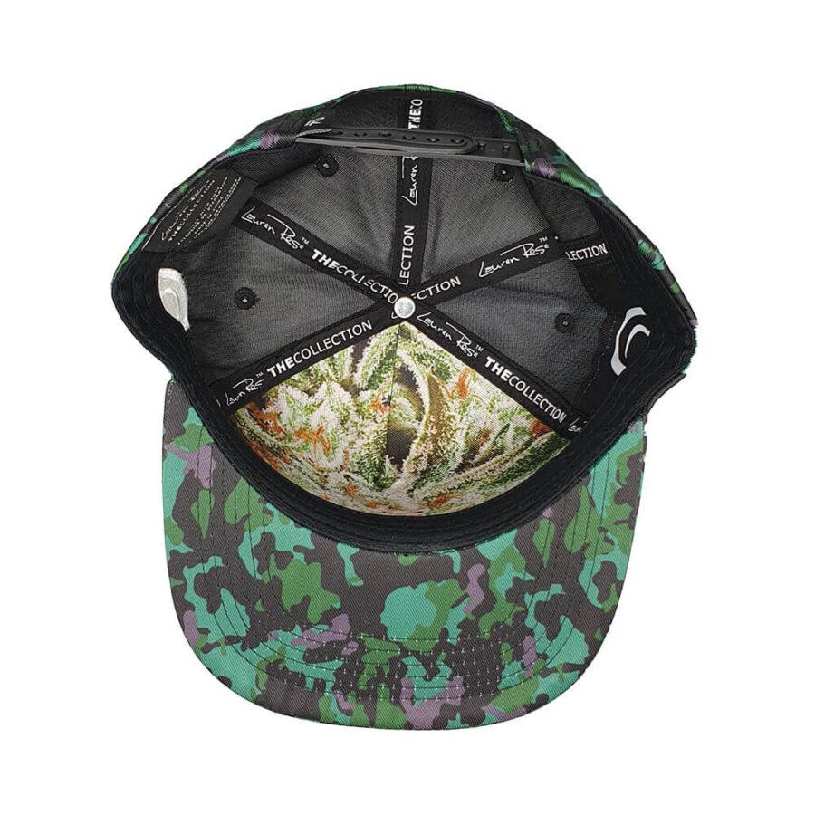 Lauren Rose - Sour Diesel California + built-in stash 420 Hat