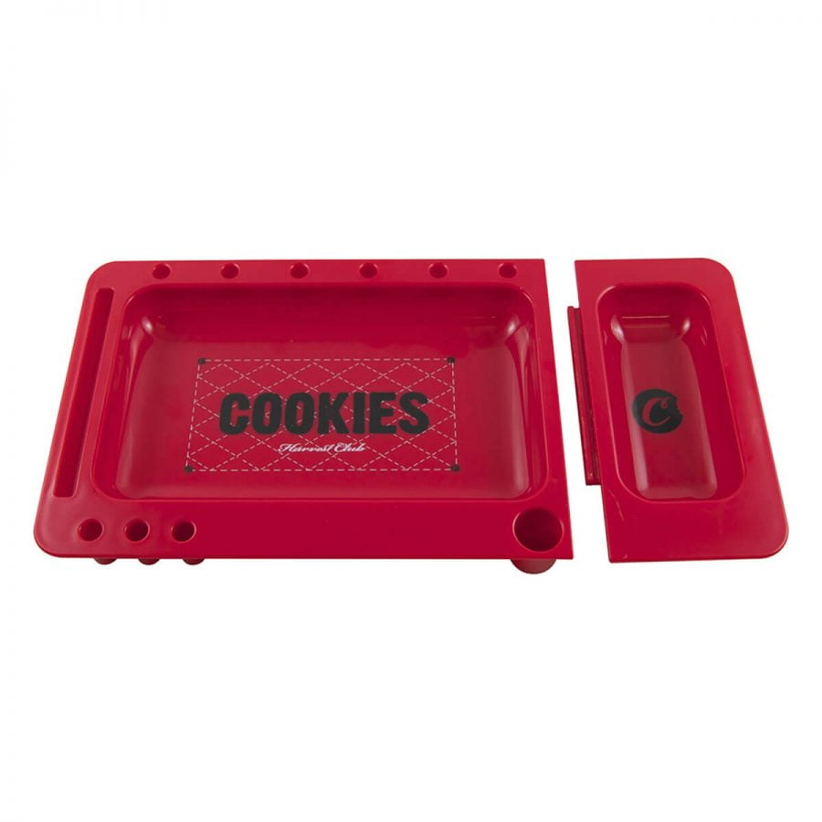 Cookies Rolling Tray 2.0 Red Limited Edition