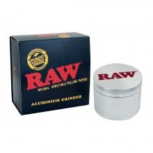 RAW Original Metal Grinder 4 parts - 56mm + Giftbox