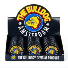 The Bulldog Original Black Plastic Grinder 3 Parts - 60mm (12pcs/display)