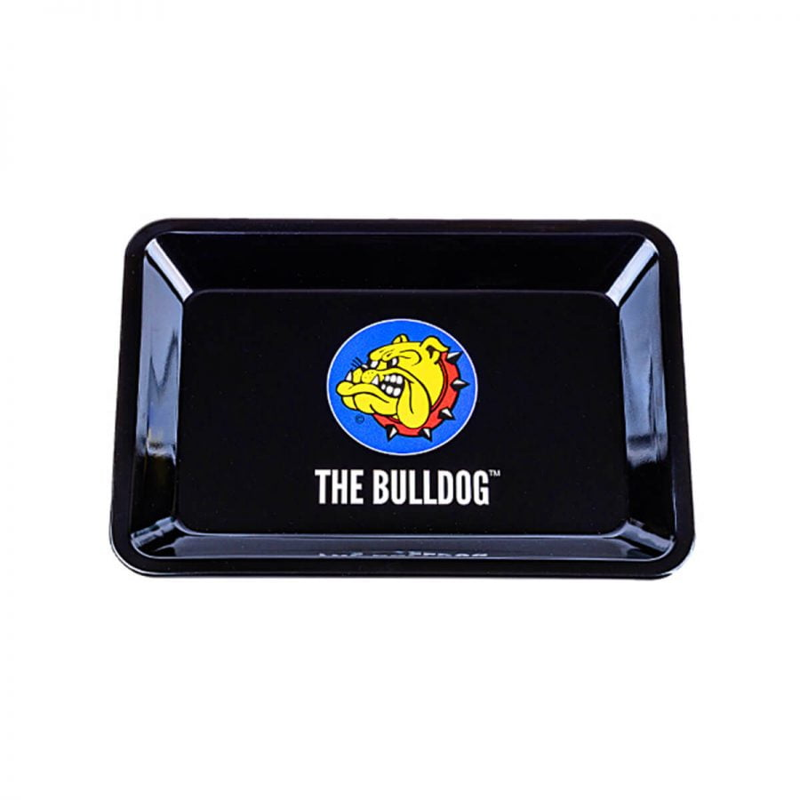 The Bulldog Original Metal Rolling Tray Small