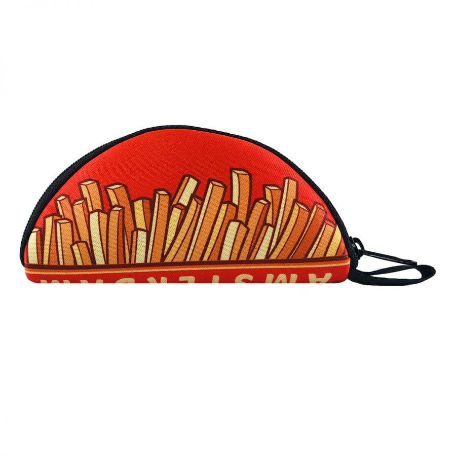 wPocket - Amsterdam fries portable rolling tray