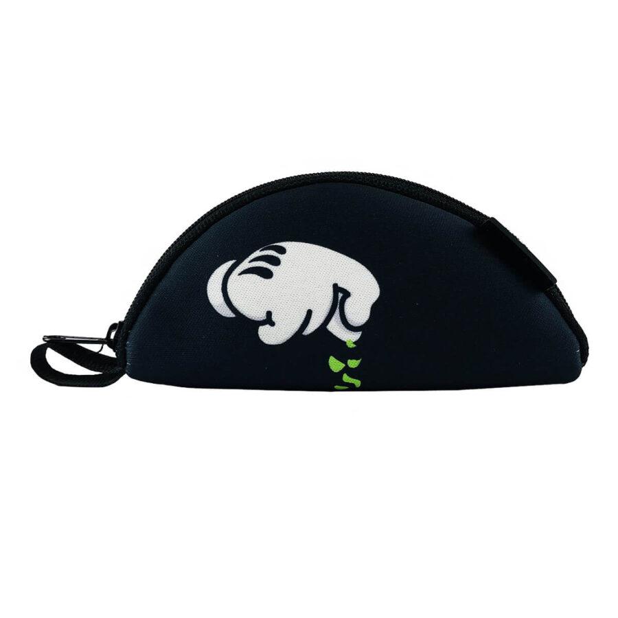 wPocket - Black mickey portable rolling tray