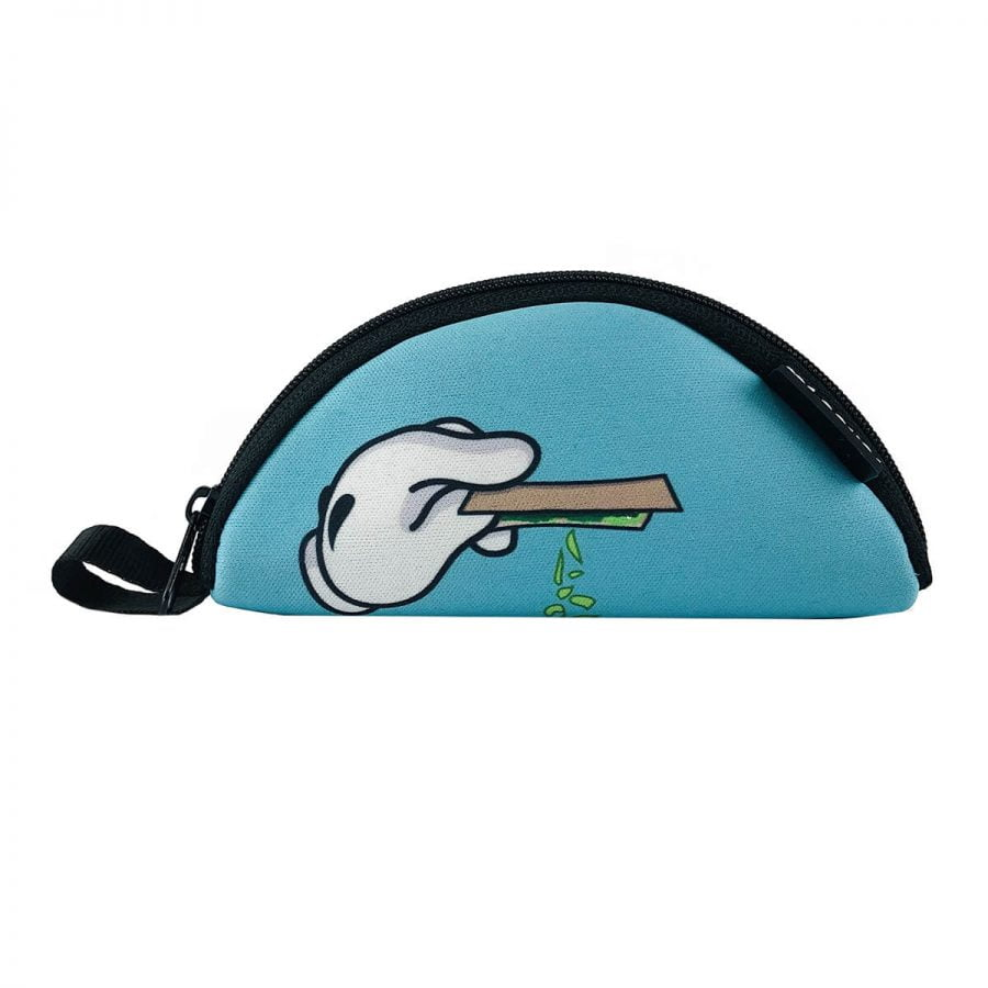 wPocket - Torquise mickey portable rolling tray