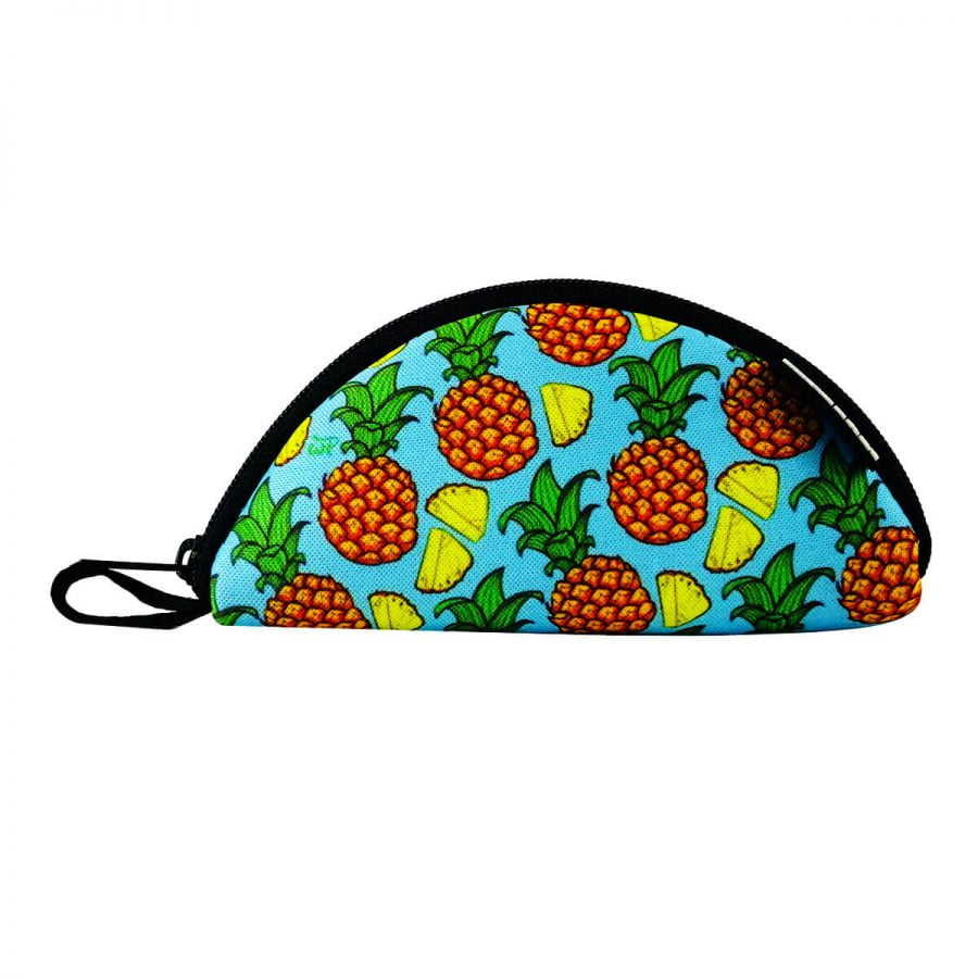 wPocket - Pineapples portable rolling tray