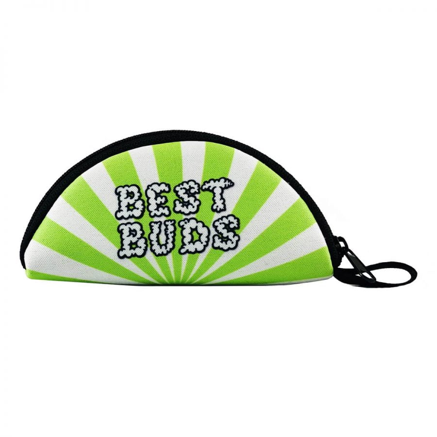 wPocket - Best Buds Pizza portable rolling tray