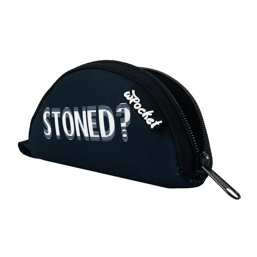 wPocket - Stoned? portable rolling tray