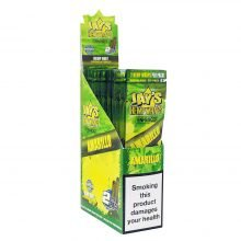 Juicy Jay's Hemp Wraps Amarillo Lemon Cake Infused with Terpenes (25pcs/display)