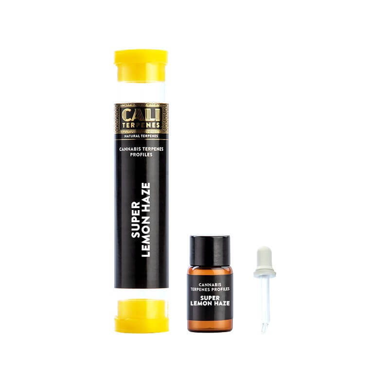 Cali Terpenes - Super Lemon Haze terpenes (1ml)