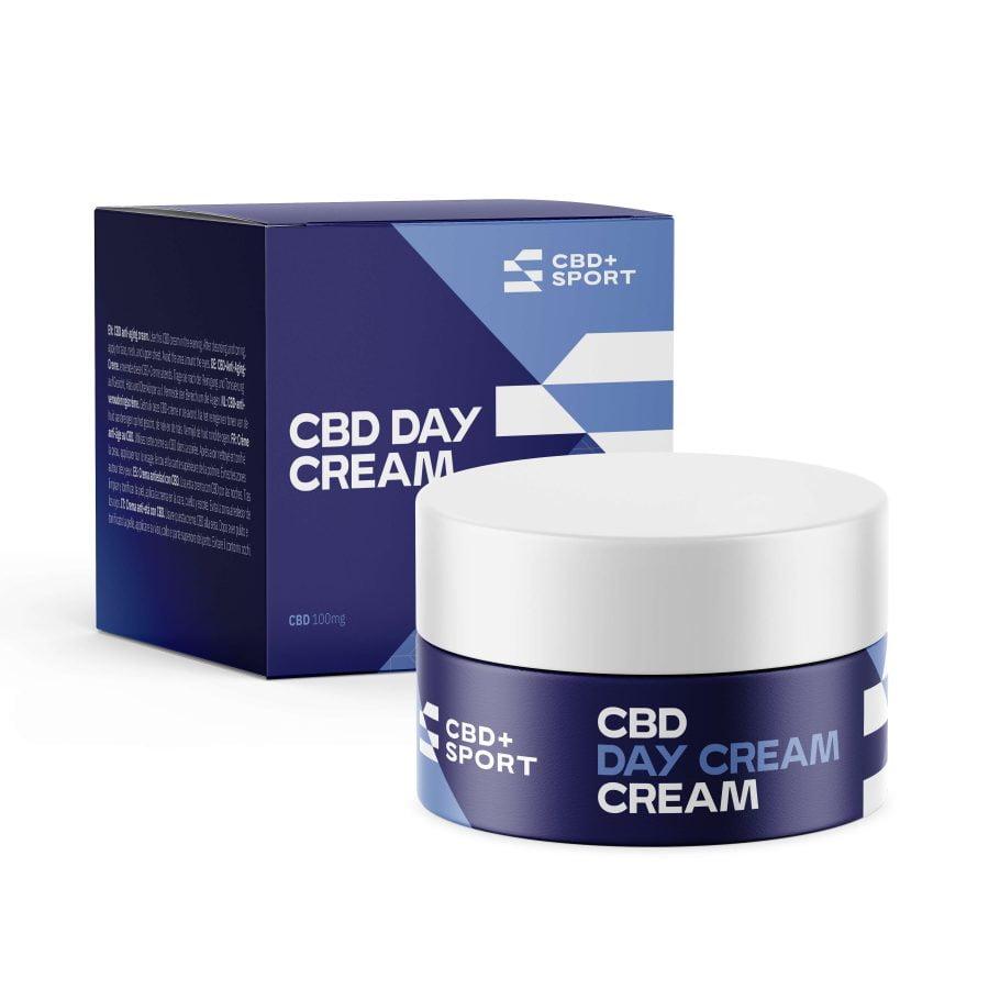 CBD Sport Day Cream 100mg CBD (50ml)
