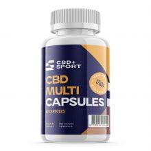 CBD Sport Multivitamin Capsules 10mg (60 capsules)