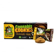Cannabis Airlines Cannabis Cookies Chocolate Chunk THC Free (14x120g)