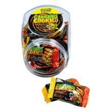 Cannabis Airlines Cannabis Cookies Jar Mango Kush THC Free (400g)