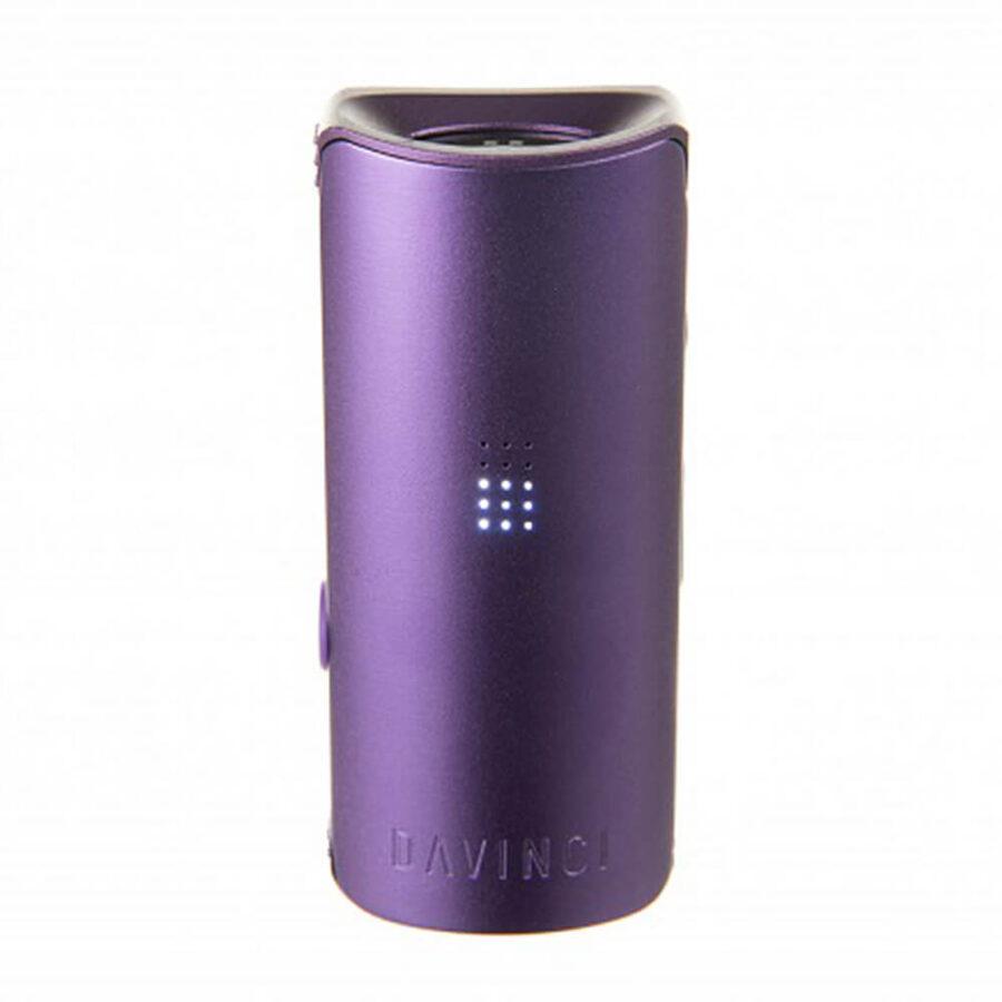DaVinci Miqro Vaporizer Purple