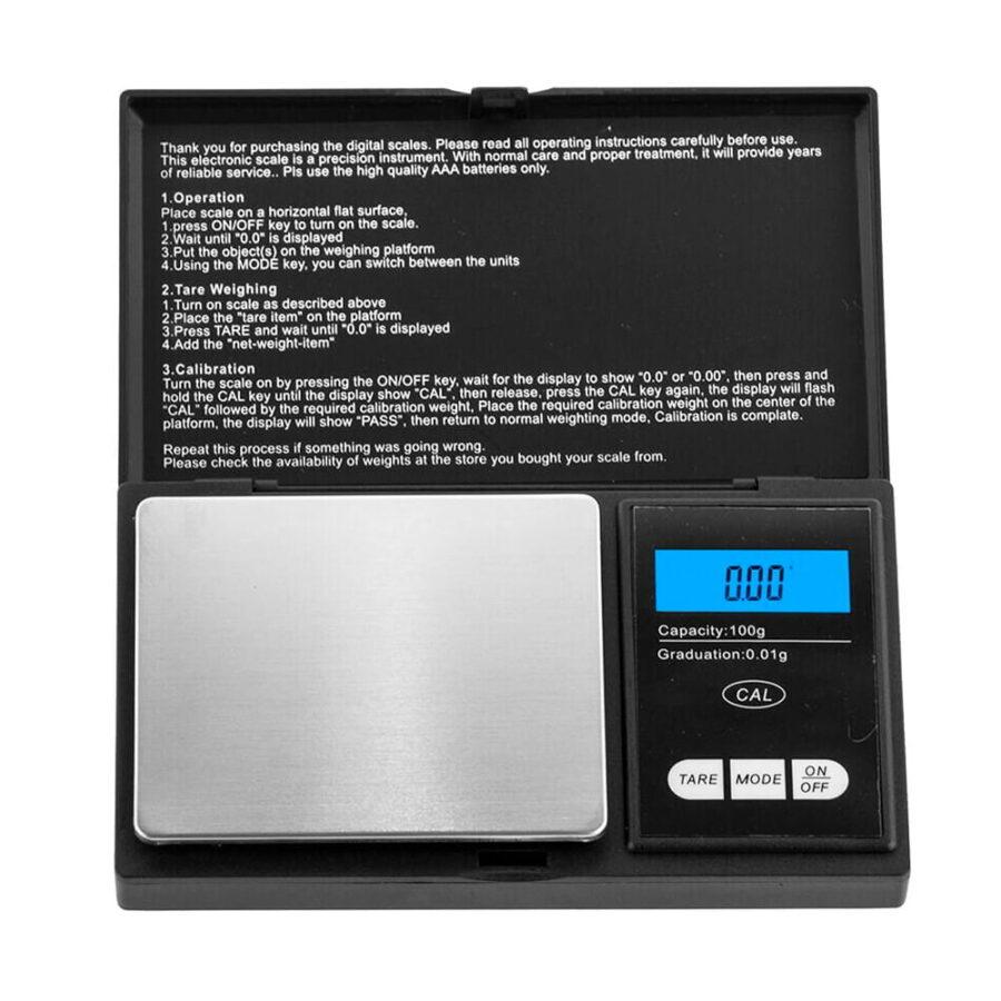 USA Weight Digital Scale Atlanta 0.1g - 600g