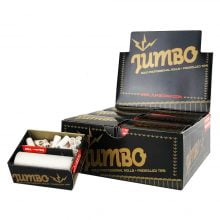 Jumbo 5 Meter Rolls with Pre-Rolled Tips (12pcs/display)