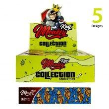 Monkey King Green Double Tips (40pcs/display)