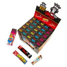 Monkey King Kit Atomic Lighter with Papers and Tips (25pieces/display)