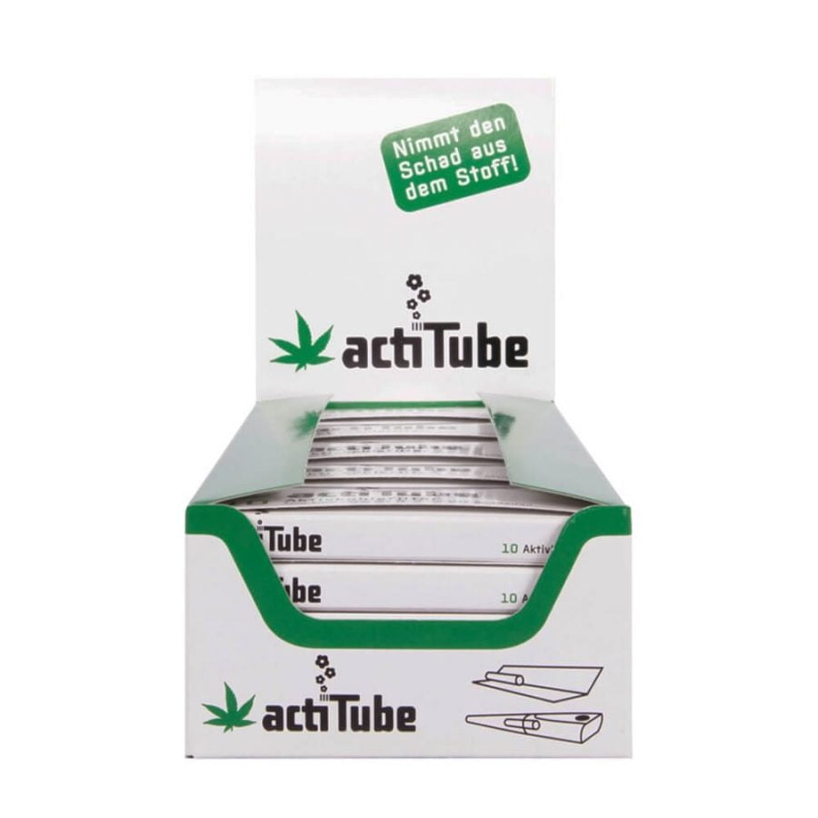 Actitube active carbon filters (25pcs/display)