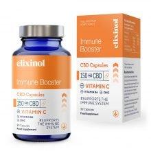 Elixinol Immune Booster CBD Capsules 150mg (30 capsules)