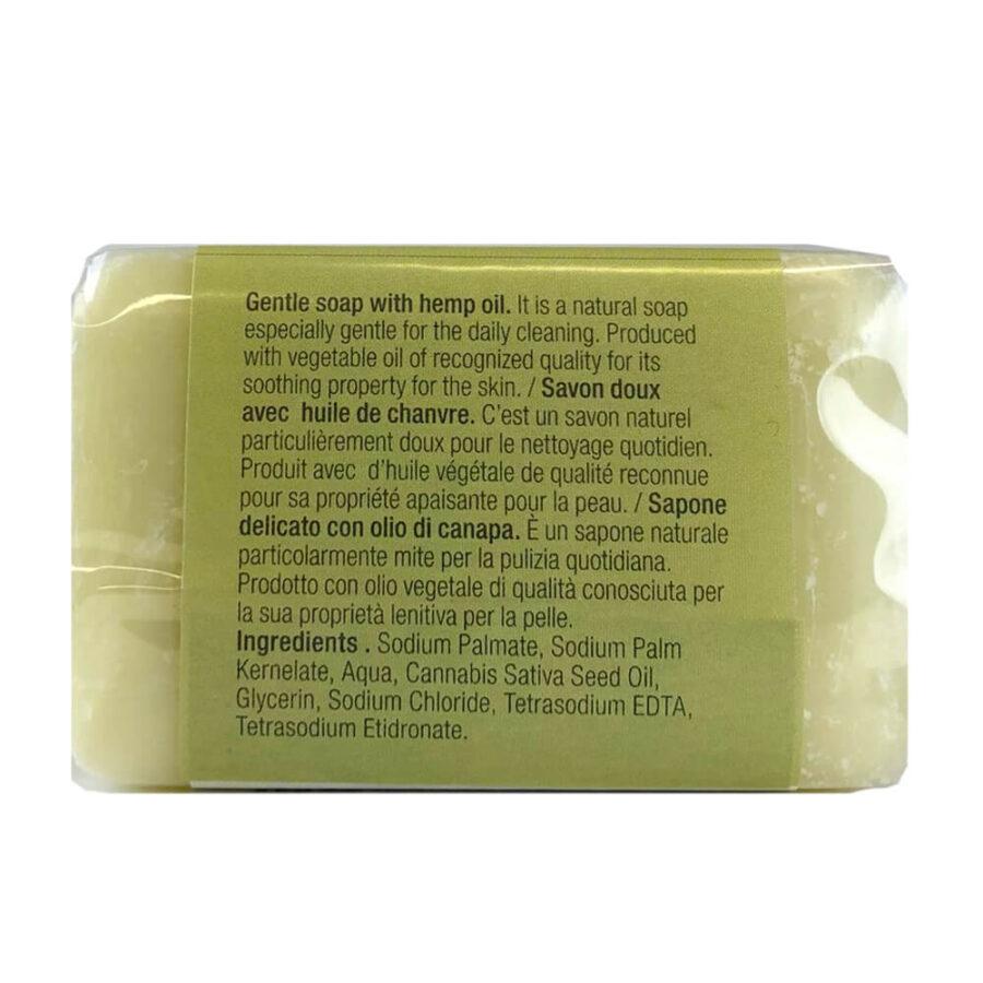 Hanf Nature Hemp Oil Gentle Soap 100g