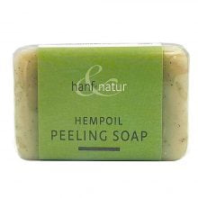 Hanf Nature Hemp Oil Peeling Soap 100g