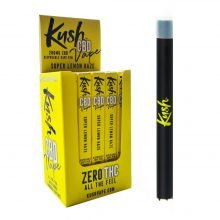 Kush CBD Vape Super Lemon Haze 40% CBD Disposable Pen (20pcs/display)