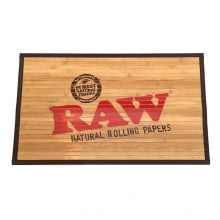 RAW Bamboo Door Mat 76x45cm