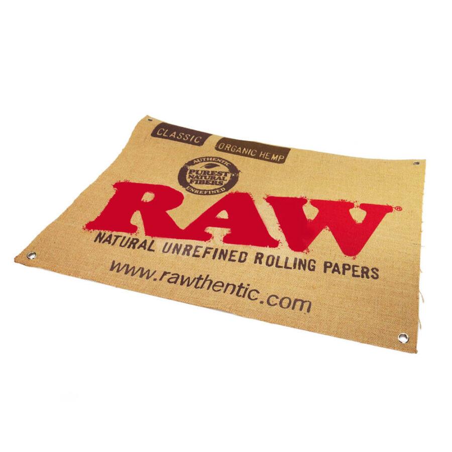 RAW Original Hemp Canvas 60x45cm