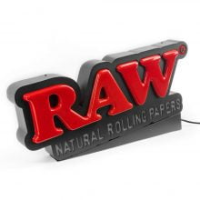 RAW Store Led Sign EU Plug