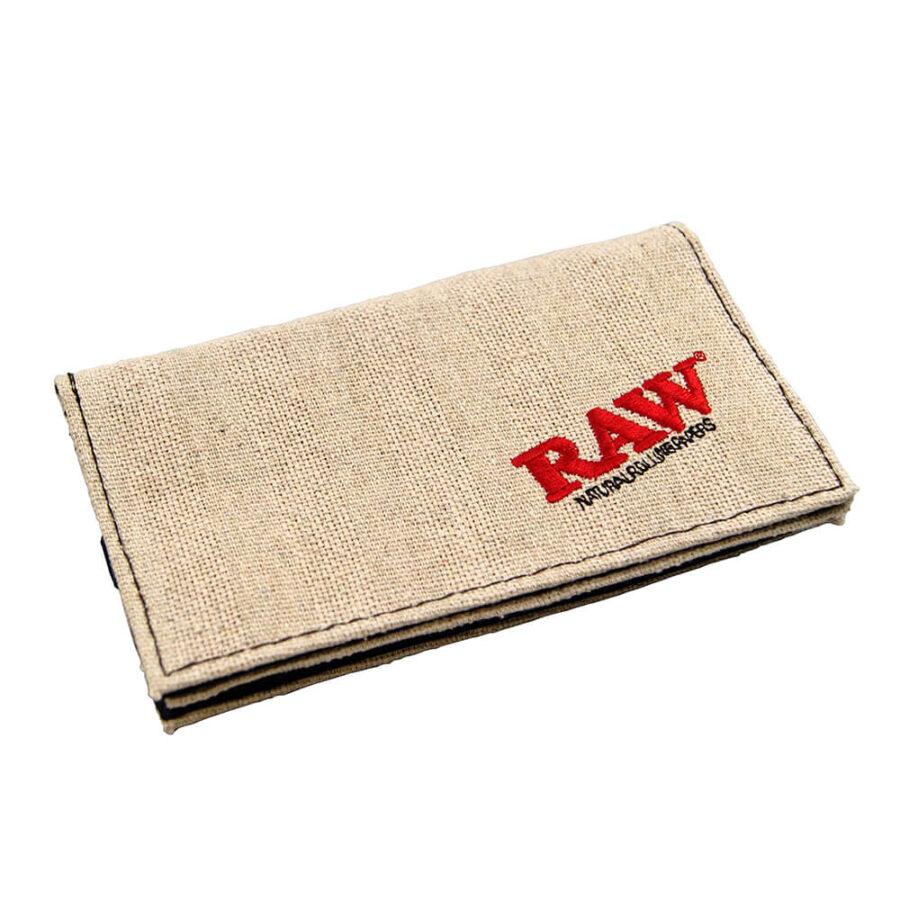 RAW Hemp Smokers Wallet