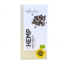 Hanf Natur Hemp Nibbles Chocolate (100g)