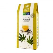 Plant of Life 2.5%-3% CBD + CBG Infusion Eco Tea
