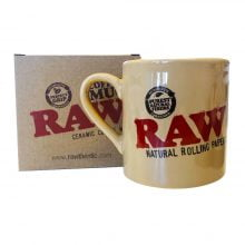 RAW Ceramic Coffee Mug