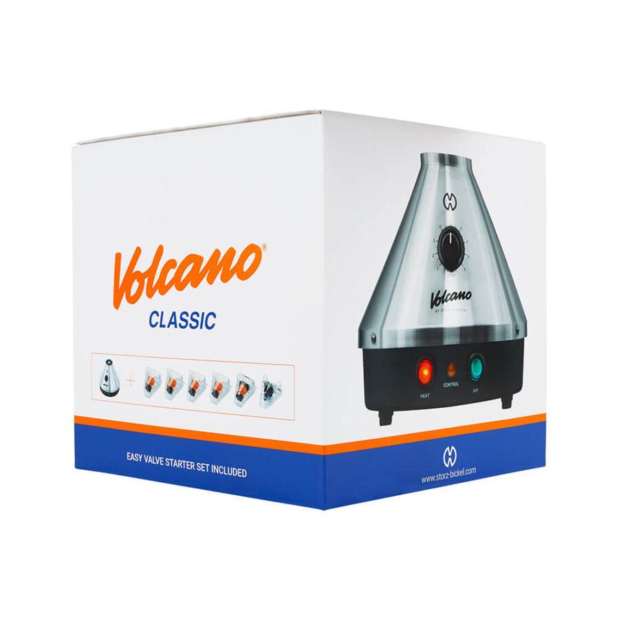 Volcano Classic Dry Herb Vaporizer