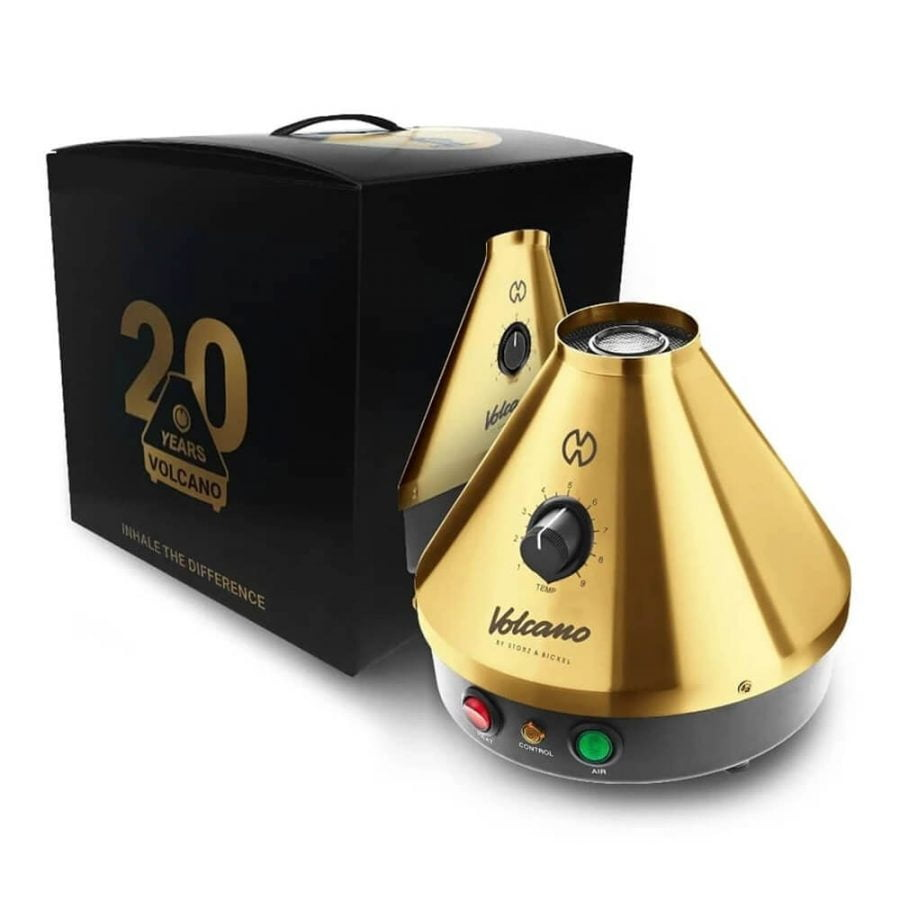 Volcano Classic Gold Dry Herb Vaporizer