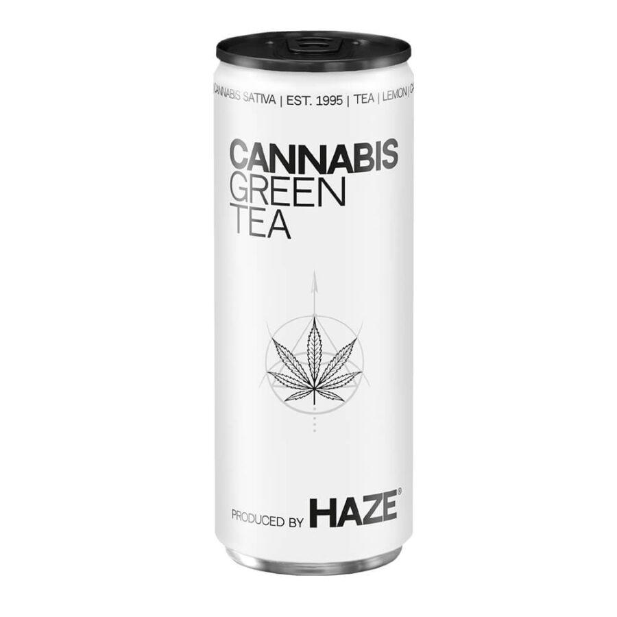 Cannabis Green Tea Haze (24cans/masterbox)