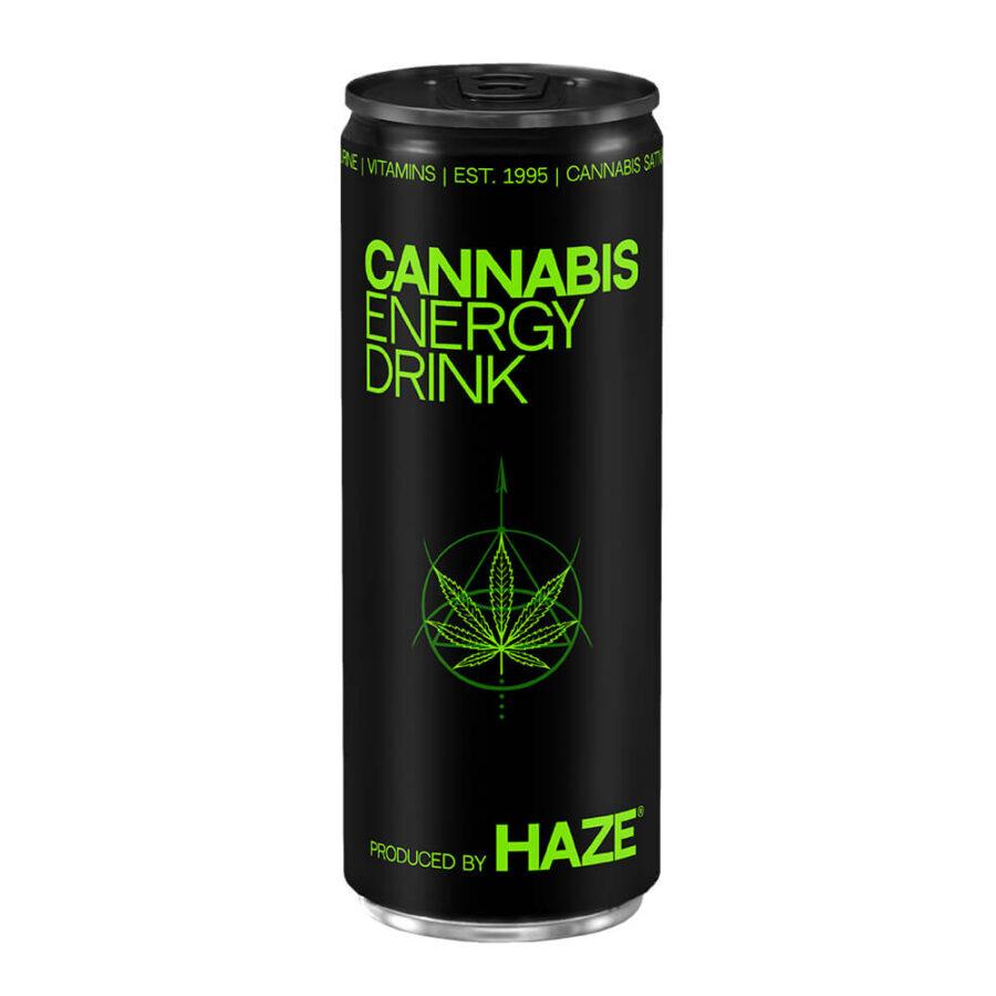 Cannabis Energy Drink Haze (24cans/masterbox)